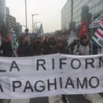 Corteo ATS Milano