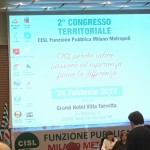 II Congresso CISL FP Milano Metropoli