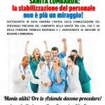 stabilizzazioni sanità lombarda