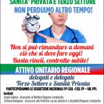 attivo unitario terzo settore sanità privata