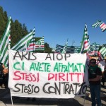 Presidio San privata Roma 250918 1