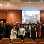Berardi e gruppo dirigente CISL FP lombardia