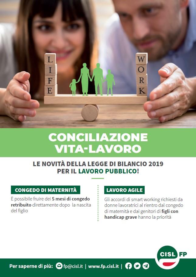 Volantino conciliazione vita lavoro 1