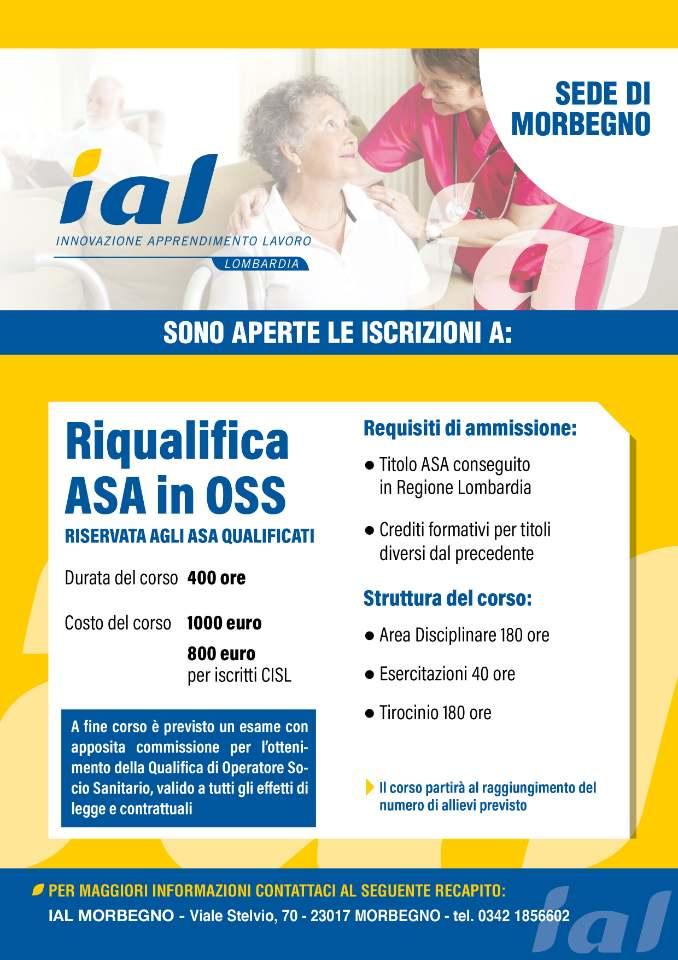 Corso IAL Morbegno